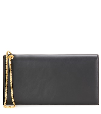 Tom Ford - Leather clutch - mytheresa.com