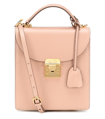Mark Cross - Borsa Uptown in pelle - mytheresa.com