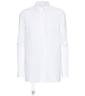 Absence of Paper - Camicia Patient Zero in cotone - mytheresa.com