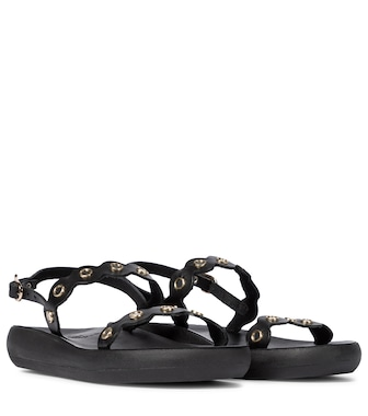 Ancient Greek Sandals - Clio Comfort leather sandals - mytheresa.com