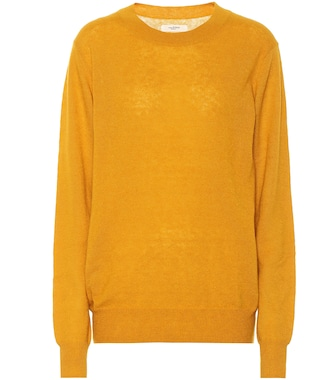 Isabel Marant, Étoile - Blizzy alpaca and wool-blend sweater - mytheresa.com