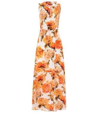 Altuzarra - Exclusive to Mytheresa – Otis floral silk gown - mytheresa.com