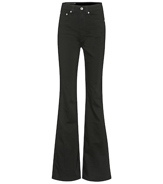 Rag & Bone - Jane high-rise flared jeans - mytheresa.com
