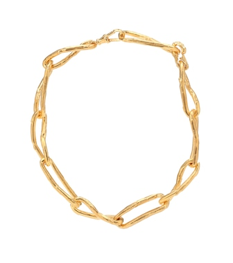 Alighieri - The Wasteland 24kt gold-plated choker - mytheresa.com