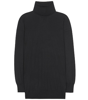 Tom Ford - Cashmere and silk turtleneck sweater - mytheresa.com