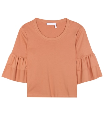 See By Chloé - Cotton top - mytheresa.com
