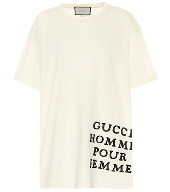 Gucci - Cotton T-shirt - mytheresa.com