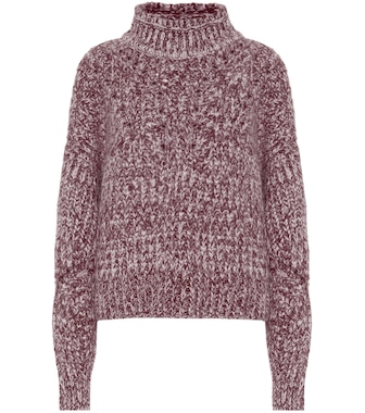 Isabel Marant - Jarren alpaca and wool-blend sweater - mytheresa.com