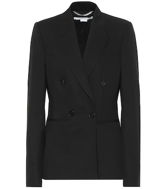 Stella McCartney - Wool blazer - mytheresa.com