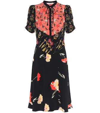 Etro - Silk dress - mytheresa.com