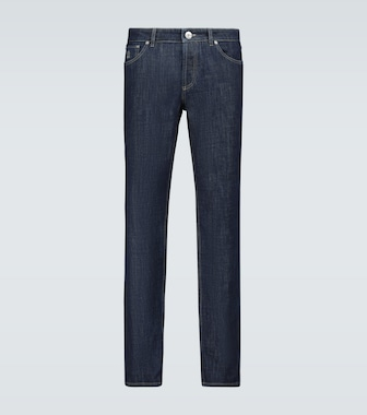 Brunello Cucinelli - Traditional fit jeans - mytheresa.com
