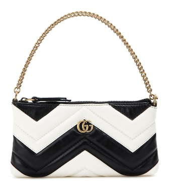 Gucci - GG Marmont matelassé leather handbag - mytheresa.com
