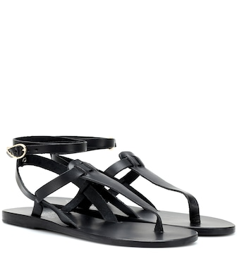Ancient Greek Sandals - Estia leather sandals - mytheresa.com