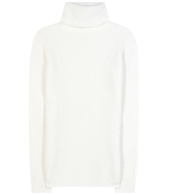The Row - Rubida cashmere and silk turtleneck sweater - mytheresa.com
