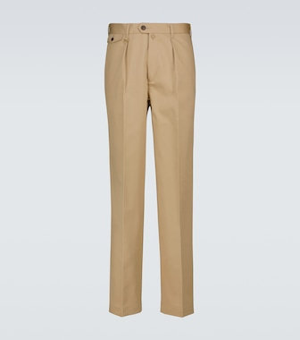 Undercover - Cotton chino pants - mytheresa.com