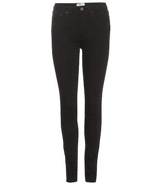 Acne Studios - Pin high-waisted skinny jeans - mytheresa.com