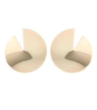Valentino - Valentino Garavani disc earrings - mytheresa.com