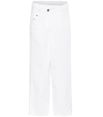 Brunello Cucinelli - Exclusive to Mytheresa – Straight jeans - mytheresa.com