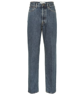 Golden Goose - High-rise jeans - mytheresa.com