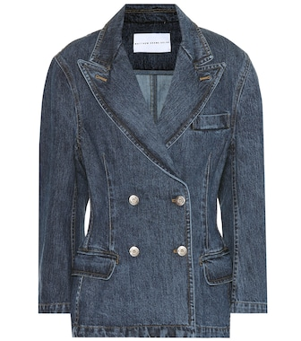 Matthew Adams Dolan - Denim jacket - mytheresa.com