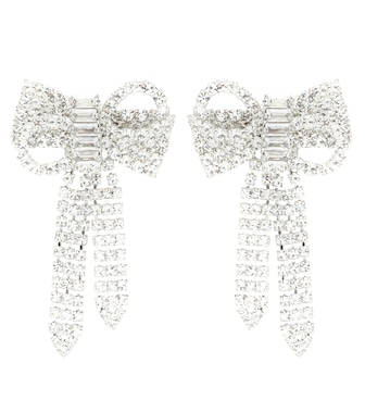Jennifer Behr - Lola bow earrings - mytheresa.com