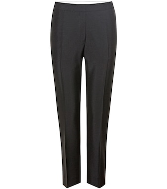 Acne Studios - Saville wool and mohair trousers - mytheresa.com