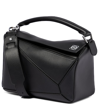 Loewe - Puzzle Medium leather shoulder bag - mytheresa.com