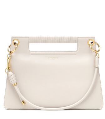 Givenchy - Whip Medium leather shoulder bag - mytheresa.com