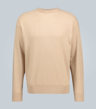 Auralee - Baby cashmere pullover knit - mytheresa.com