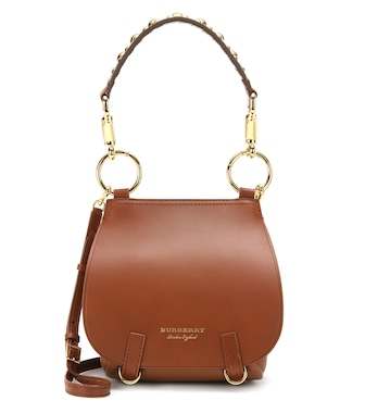 Burberry - The Bridle shoulder bag - mytheresa.com