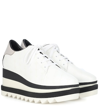 Stella McCartney - Sneak-Elyse platform sneakers - mytheresa.com