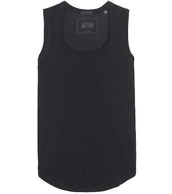 ATM Anthony Thomas Melillo - Sleeveless jersey shirt - mytheresa.com