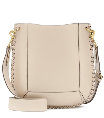 Isabel Marant - Oskan new leather shoulder bag - mytheresa.com
