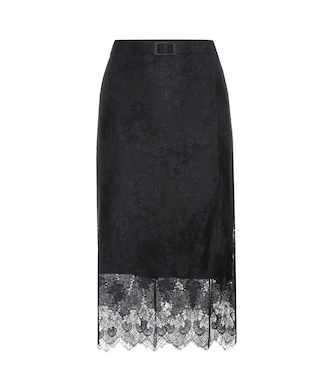 Carven - Lace skirt - mytheresa.com