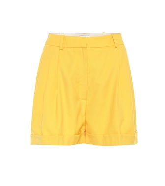 Racil - Wool shorts - mytheresa.com