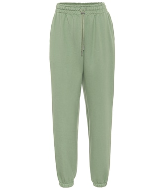 Frankie Shop - Vanessa cotton trackpants - mytheresa.com