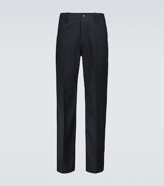 VISVIM - Gifford cotton pants - mytheresa.com