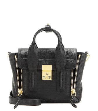 3.1 Phillip Lim - Pashli Mini leather shoulder bag - mytheresa.com