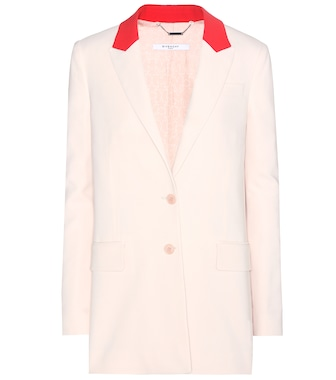 Givenchy - Loose-fit blazer - mytheresa.com