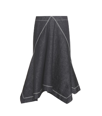 Marni - Denim skirt - mytheresa.com