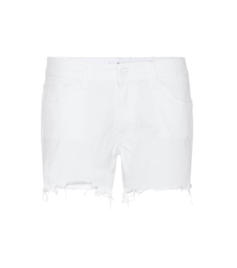 7 For All Mankind - Slouchy denim shorts - mytheresa.com