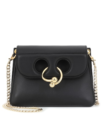 JW Anderson - Mini Pierce leather bag - mytheresa.com