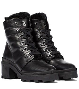 Bogner - Belgrade leather ankle boots - mytheresa.com