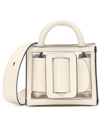 Boyy - Bobby 16 PVC and leather tote - mytheresa.com