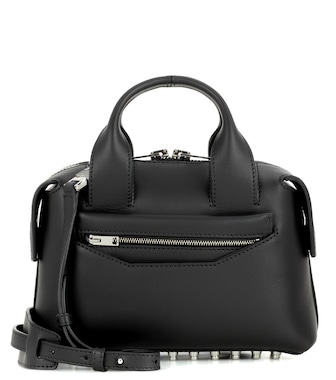 Alexander Wang - Rogue Small leather shoulder bag - mytheresa.com