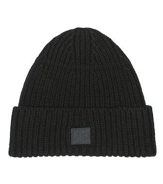 Acne Studios Kids - Mini Face wool hat - mytheresa.com