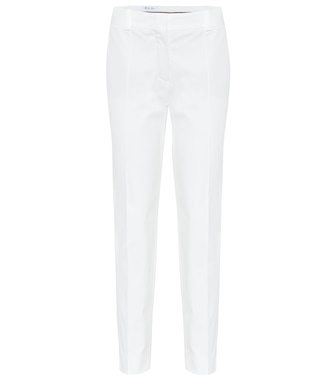Loro Piana - Derk Symphony straight cotton pants - mytheresa.com