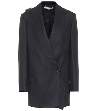 Stella McCartney - Rylee wool blazer - mytheresa.com