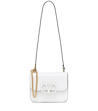 Valentino / Garavani - Valentino Garavani VSLING Small leather shoulder bag - mytheresa.com