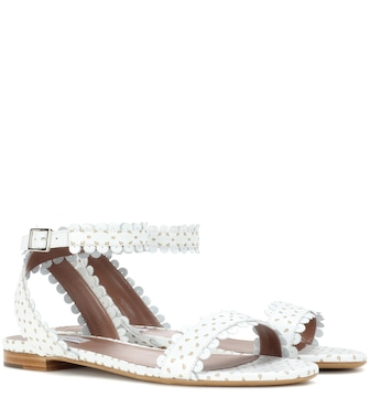 Tabitha Simmons - Judy leather sandal - mytheresa.com